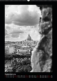 Monochrome Einblicke Rom (Wandkalender 2019 DIN A2 hoch) - Produktdetailbild 9