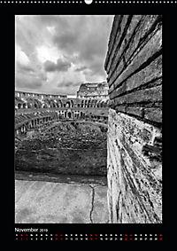 Monochrome Einblicke Rom (Wandkalender 2019 DIN A2 hoch) - Produktdetailbild 11