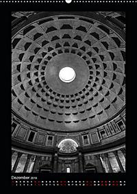 Monochrome Einblicke Rom (Wandkalender 2019 DIN A2 hoch) - Produktdetailbild 12