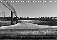 Monochromer Niederrhein (Tischkalender 2019 DIN A5 quer) - Produktdetailbild 12