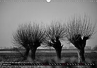 Monochromer Niederrhein (Wandkalender 2019 DIN A3 quer) - Produktdetailbild 1