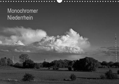 Monochromer Niederrhein (Wandkalender 2019 DIN A3 quer), Bernd Steckelbroeck