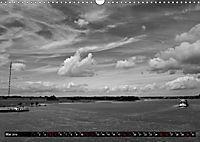 Monochromer Niederrhein (Wandkalender 2019 DIN A3 quer) - Produktdetailbild 5