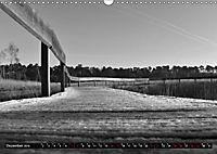 Monochromer Niederrhein (Wandkalender 2019 DIN A3 quer) - Produktdetailbild 12