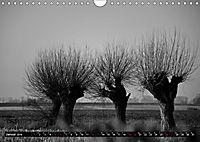 Monochromer Niederrhein (Wandkalender 2019 DIN A4 quer) - Produktdetailbild 1