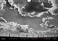 Monochromer Niederrhein (Wandkalender 2019 DIN A4 quer) - Produktdetailbild 4