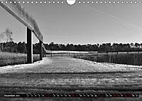 Monochromer Niederrhein (Wandkalender 2019 DIN A4 quer) - Produktdetailbild 12
