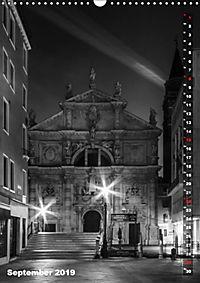 Monochromes Venedig - Klassische Momente (Wandkalender 2019 DIN A3 hoch) - Produktdetailbild 9