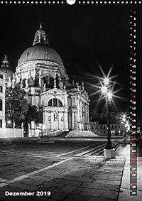 Monochromes Venedig - Klassische Momente (Wandkalender 2019 DIN A3 hoch) - Produktdetailbild 12