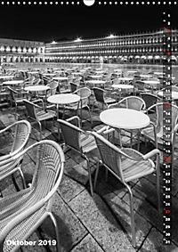 Monochromes Venedig - Klassische Momente (Wandkalender 2019 DIN A3 hoch) - Produktdetailbild 10