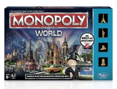 Monopoly (Spiel), World Edition