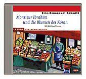 Monsieur Ibrahim und die Blumen des Koran, 1 Audio-CD, Eric-Emmanuel Schmitt