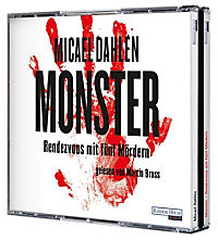 Monster, 4 Audio-CDs - Produktdetailbild 1