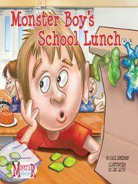 Monster Boy Set 1: Monster Boy's School Lunch, Carl Emerson