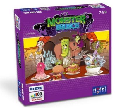 Monster Brunch (Kinderspiel), Inon Kohn