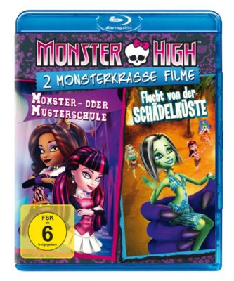 Monster High - 2 monsterkrasse Filme, Diverse Interpreten