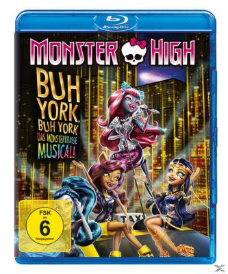 Monster High - Buh York, Buh York, Keith Wagner
