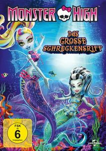Monster High - Das große Schreckensriff, Diverse Interpreten