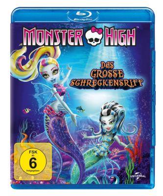Monster High: Das große Schreckensriff, Diverse Interpreten