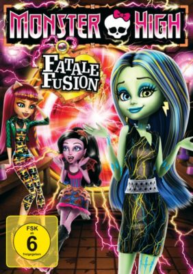 Monster High - Fatale Fusion, Keith Wagner