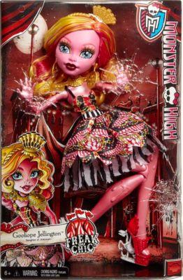 Monster High Gooliope Jellington CHW59