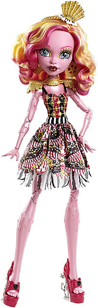 Monster High Gooliope Jellington CHW59 - Produktdetailbild 1