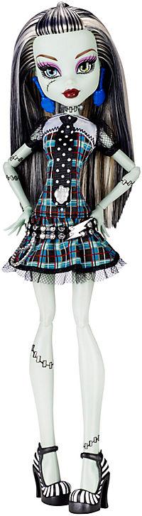Monster High Original Kollektion Frankie CFC63 - Produktdetailbild 1