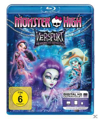 Monster High: Verspukt - Das Geheimnis der Geisterketten, Keith Wagner