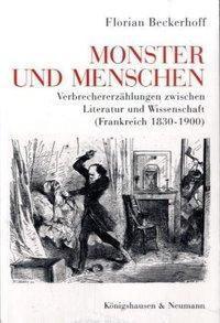 Monster und Menschen, Florian Beckerhoff