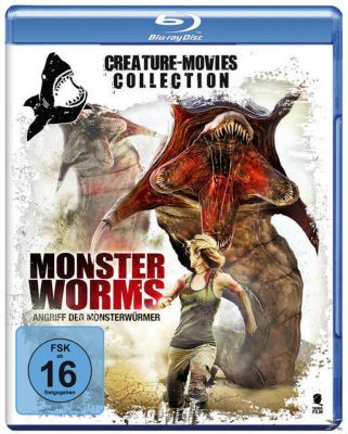 Monster Worms - Angriff der Monsterwürmer