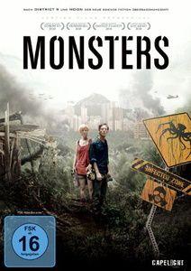 Monsters, Gareth Edwards