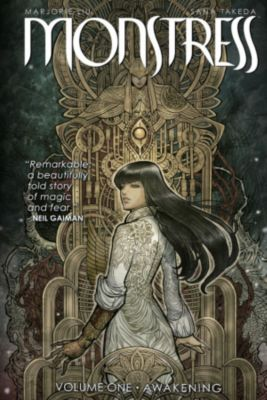 MONSTRESS: MONSTRESS VOL. 1, Marjorie Liu