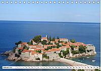 Montenegro - Visit and Love (Tischkalender 2019 DIN A5 quer) - Produktdetailbild 2