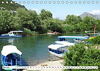 Montenegro - Visit and Love (Tischkalender 2019 DIN A5 quer) - Produktdetailbild 6
