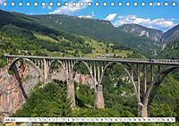 Montenegro - Visit and Love (Tischkalender 2019 DIN A5 quer) - Produktdetailbild 7