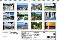Montenegro - Visit and Love (Wandkalender 2019 DIN A3 quer) - Produktdetailbild 13