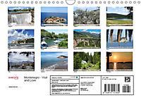 Montenegro - Visit and Love (Wandkalender 2019 DIN A4 quer) - Produktdetailbild 13