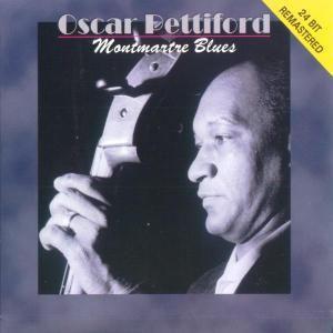 Montmartre Blues-24bit, Oscar Pettiford