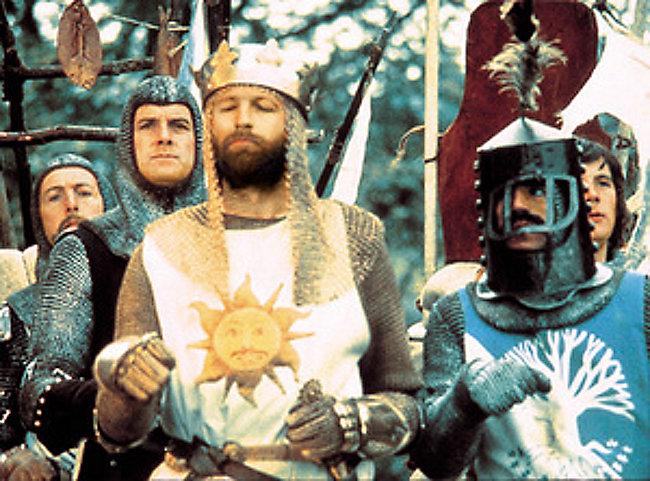 Monty Python - Die Ritter der Kokosnuss DVD | Weltbild.de