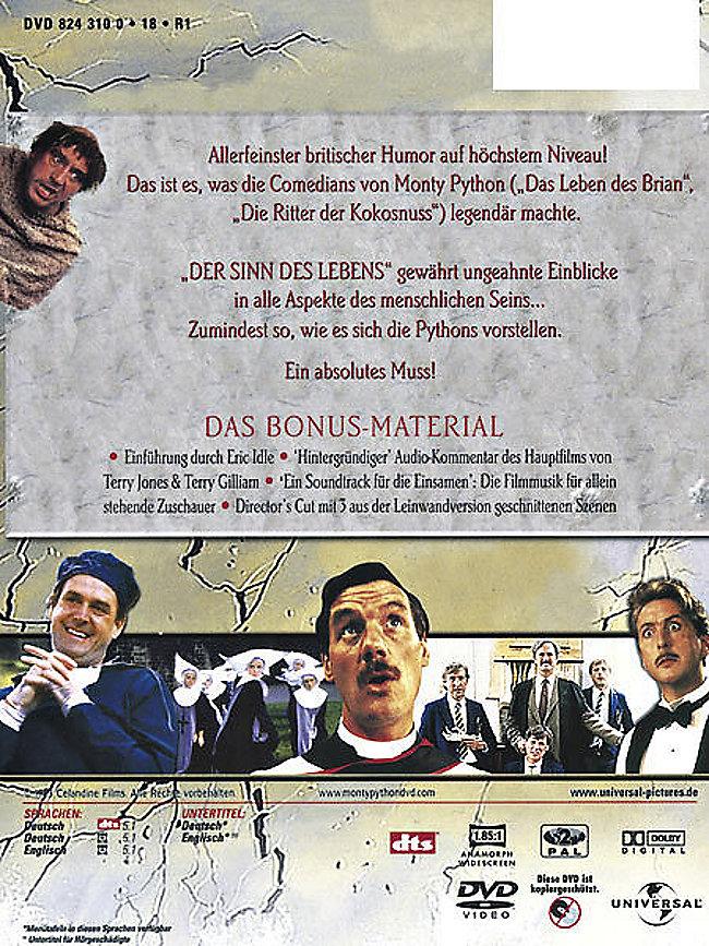 Monty Python Sinn Des Lebens
