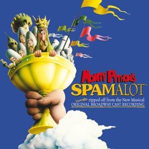 Monty Python's Spamalot, Ost, Pierce, Curry, Azaria