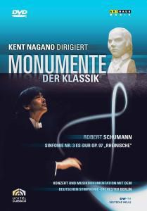 Monumente der Klassik: Sinfonie Nr. 3 - Es-Dur Op. 97, Kent Nagano, Dt.SO Berlin