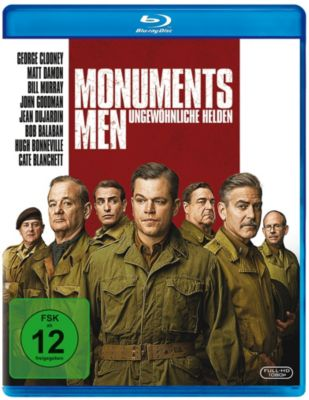 Monuments Men, George Clooney, Grant Heslov