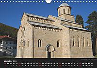 Monuments of Kosovo 2019 (Wall Calendar 2019 DIN A4 Landscape) - Produktdetailbild 1