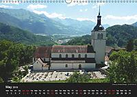 Monuments of Switzerland 2019 (Wall Calendar 2019 DIN A3 Landscape) - Produktdetailbild 5