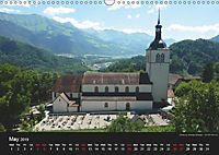 Monuments of Switzerland 2019 (Wall Calendar 2019 DIN A3 Landscape) - Produktdetailbild 5
