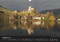 Monuments of Switzerland 2019 (Wall Calendar 2019 DIN A3 Landscape) - Produktdetailbild 2