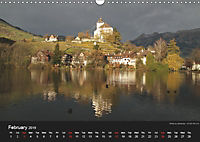 Monuments of Switzerland 2019 (Wall Calendar 2019 DIN A3 Landscape) - Produktdetailbild 2