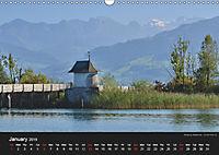 Monuments of Switzerland 2019 (Wall Calendar 2019 DIN A3 Landscape) - Produktdetailbild 1