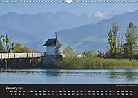 Monuments of Switzerland 2019 (Wall Calendar 2019 DIN A3 Landscape) - Produktdetailbild 1